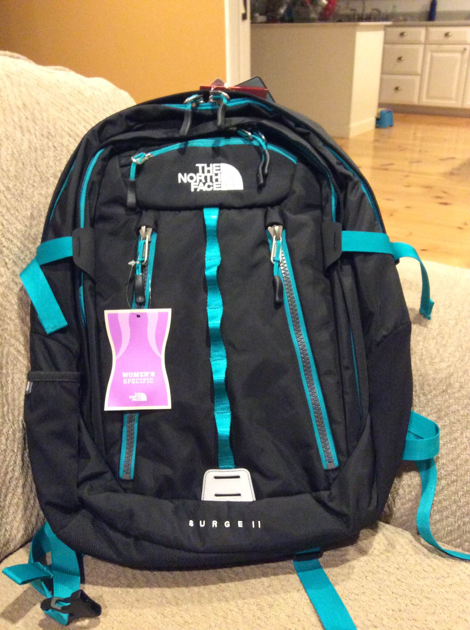 The North Face Surge II Review: the Backpack I Wish I Always Had